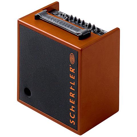 Amplificador guitarra acústica Schertler Giulia Y Wood