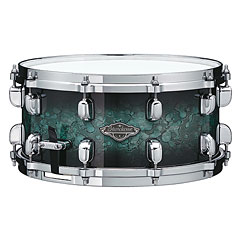 """Tama Starclassic Performer MBSS65-MSL Molten Steel Blue Fade 14"""" x 6,5"""" Snare Drum « Caisse claire"""