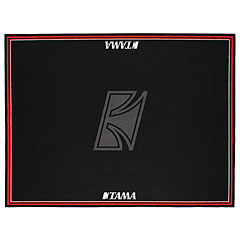 Tama TDRS-TL Logo Design Small Drum Rug « Drum Zubehör