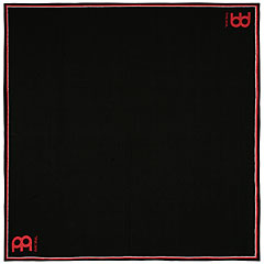 Meinl MDRL-BK Large Black Drum Rug « Drum Zubehör