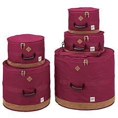 Tama Powerpad Designer TDSS52KWR Wine Red Drum Bag Set « Drumbag