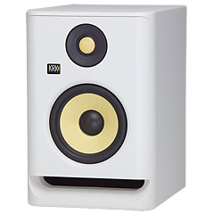 KRK Rokit 5 G4 WH « Active Monitor