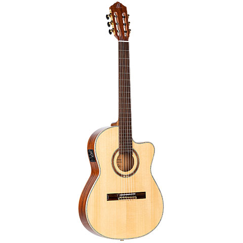 Guitarra clásica Ortega RCE138-T4