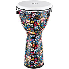 "Meinl Alpine Series ADJ12-DA Day Of The Dead Finish 12"" Djembe « Djembe"