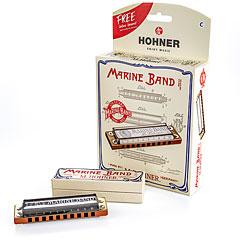 Hohner 125th Anniversary Marine Band C « Richter Harmonica