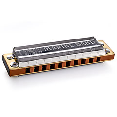 Hohner 125th Anniversary Marine Band C (without box) « Armónica mod. Richter
