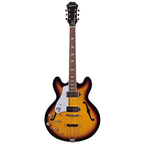 Epiphone Casino VS « E-Gitarre Lefthand