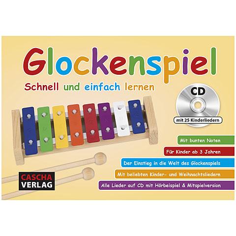 Manuel pédagogique Cascha Glockenspiel - Schnell und einfach lernen