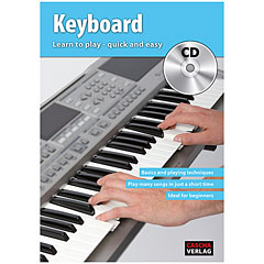 Cascha Keyboard - Learn to play quick and easy « Lehrbuch