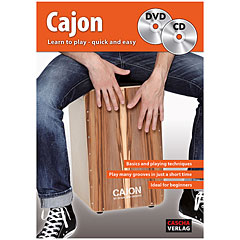 Cascha Cajon - Learn to play quick and easy « Instructional Book