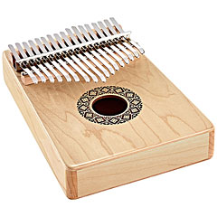 Meinl Sonic Energy KL1709H Sound Hole Maple Kalimba 17 Notes « Kalimba