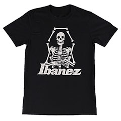 Ibanez Skull Black M « Camiseta manga corta