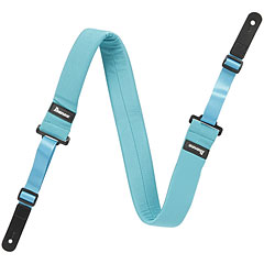 Ibanez GSF50-LT Powerpad Strap Light Teal « Guitar Strap