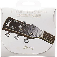 Ibanez IACS62C « Cuerdas guitarra acúst.