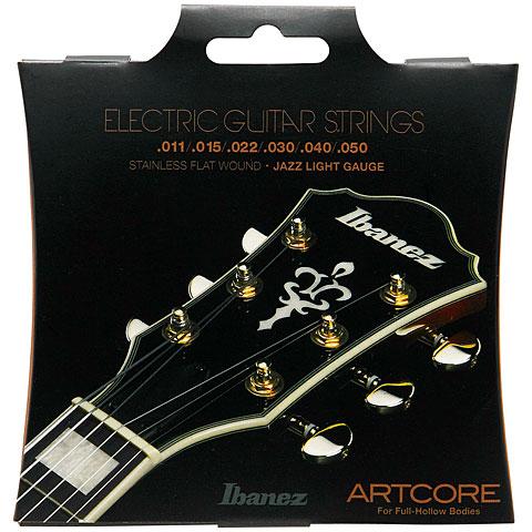 Cuerdas guitarra eléctr. Ibanez IEGS61