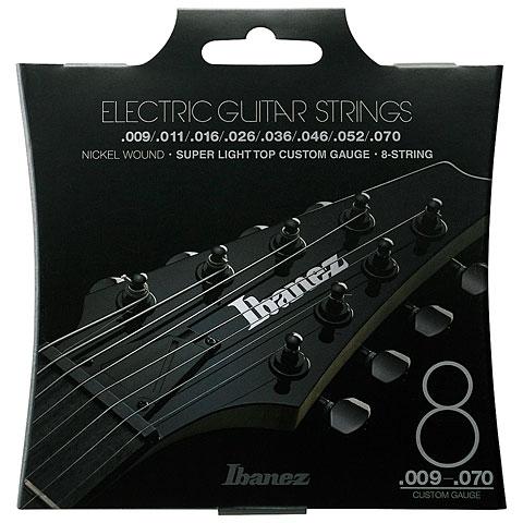 Saiten E-Gitarre Ibanez IEGS82