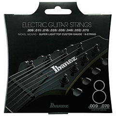 Ibanez IEGS82 « Electric Guitar Strings