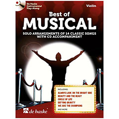 De Haske Best of Musical (Violin) « Notenbuch