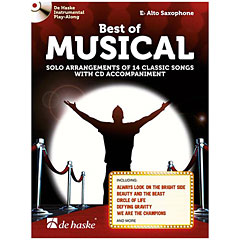 De Haske Best of Musical (Alto Sax) « Notenbuch