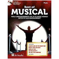 De Haske Best of Musical (Flute) « Recueil de Partitions