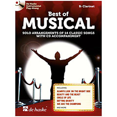 De Haske Best of Musical (Clarinet) « Notenbuch