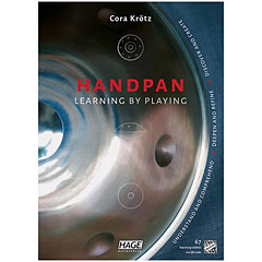 Hage Handpan Learning by Playing « Instructional Book