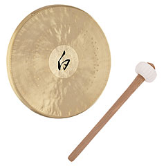 """Meinl Sonic Energy WG-12 White Gong 12"""" with Mallet"""