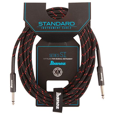 Cable instrumentos Ibanez SI20-BG