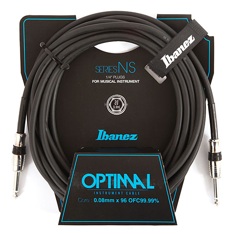 Cable instrumentos Ibanez NS20