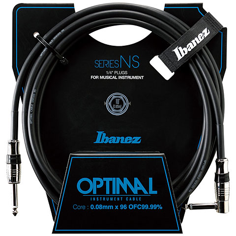 Cable instrumentos Ibanez NS10L