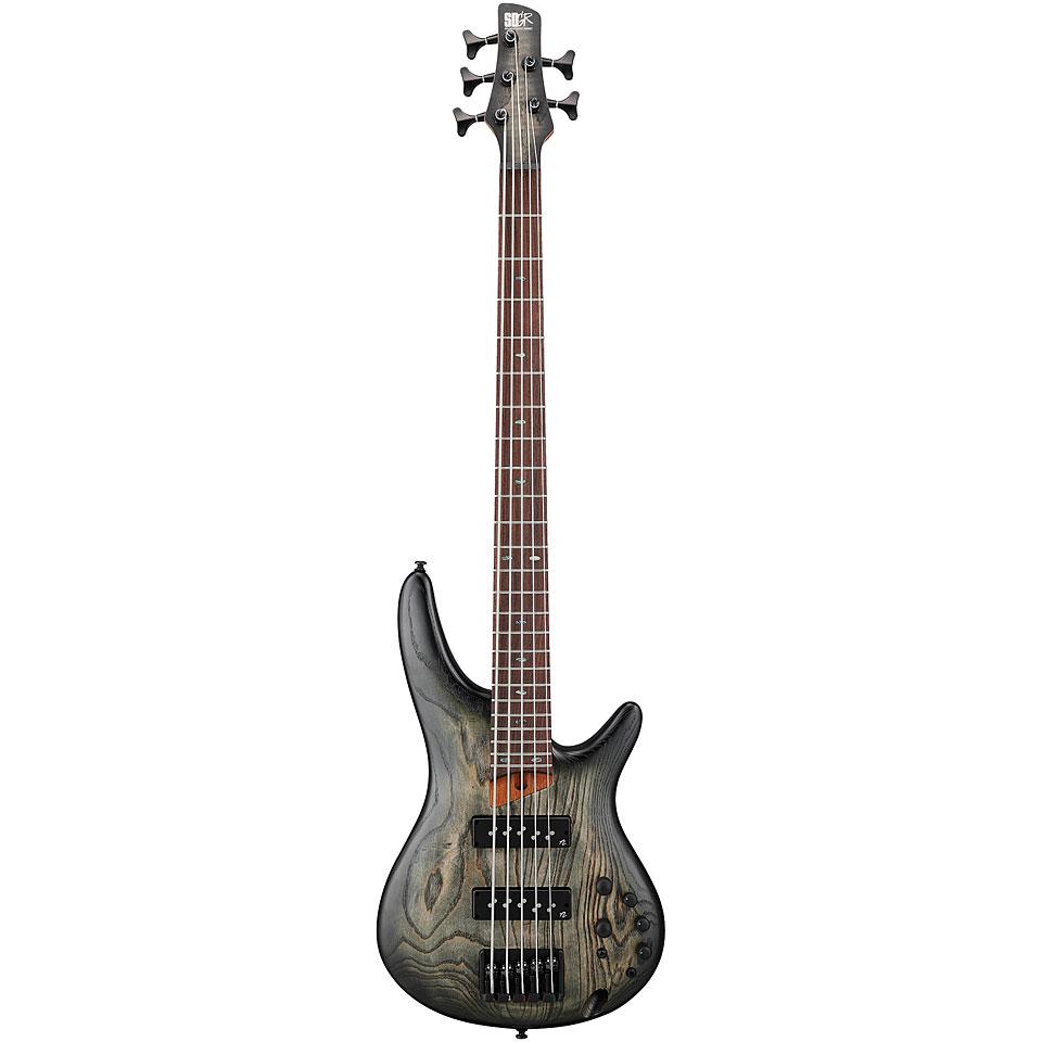 Ebaesse - Ibanez Soundgear SR605E BKT E Bass - Onlineshop Musik Produktiv
