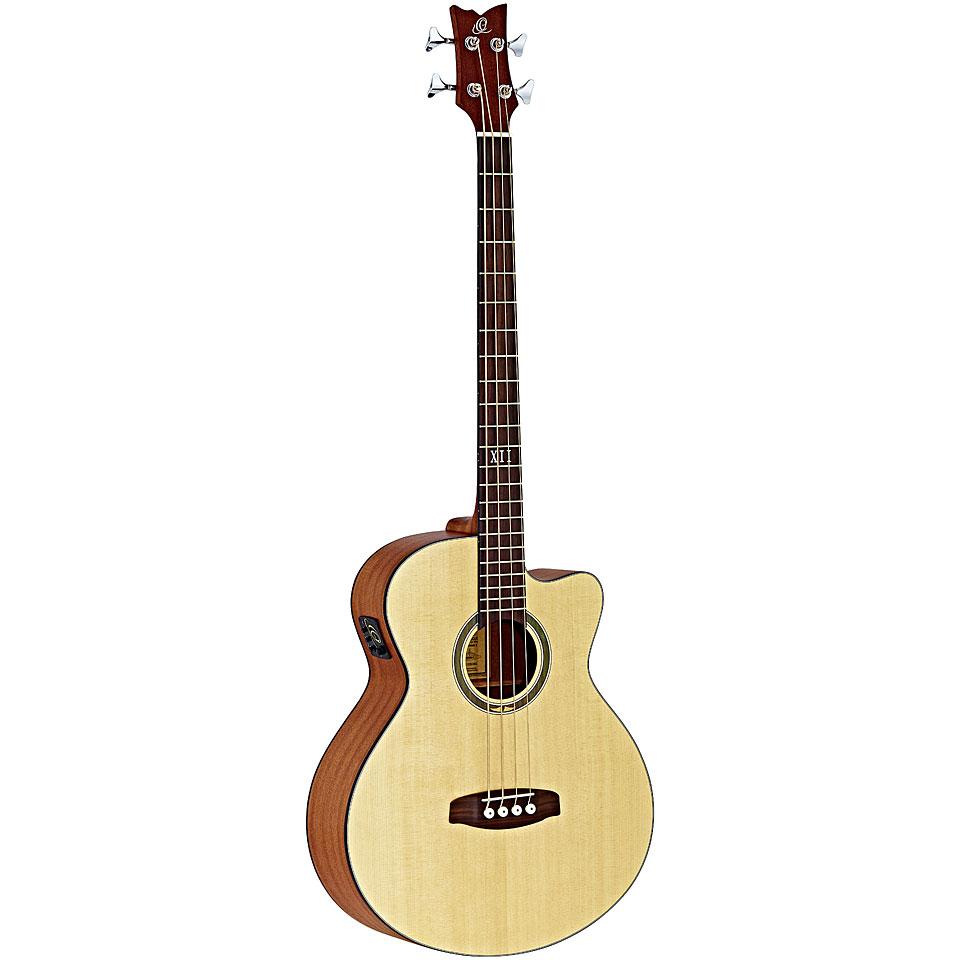 Akustikbass - Ortega D538 4 Akustikbass - Onlineshop Musik Produktiv