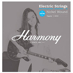 Harmony HE02 Regular Nickel 010-046 « Corde guitare électrique