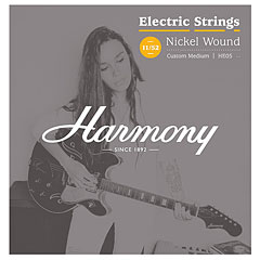 Harmony HE05 Nickel Custom Medium 011-052 « Corde guitare électrique