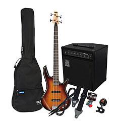 Ibanez Gio GSR180 BS/ Ampeg BA-108 « E-Bass Set