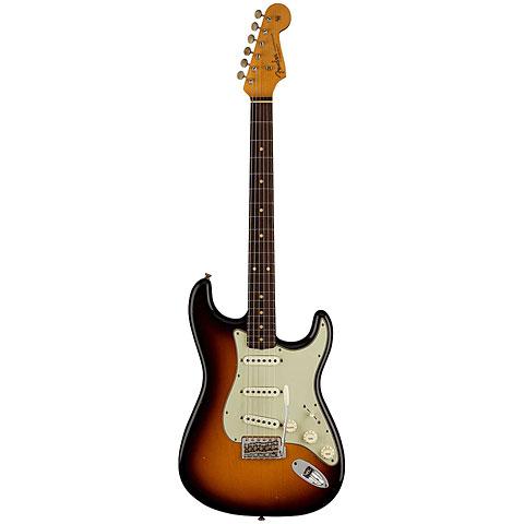Fender Custom Shop '62/'63 Stratocaster Journeyman Relic « E-Gitarre