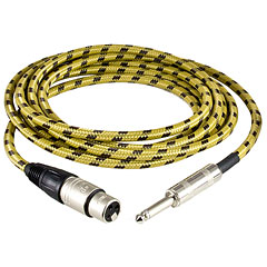 Karl's Harpers Cable Vintage 6 « Microphone Cable