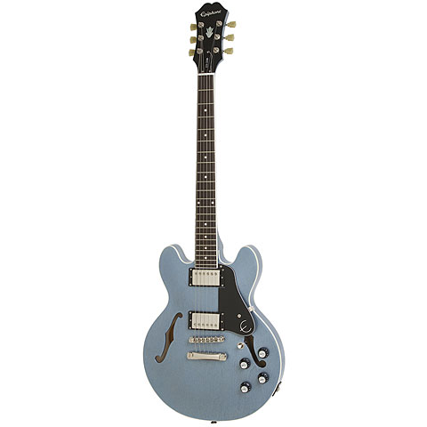 Epiphone ES-339 Pelham Blue Gibson Inspired « Electric Guitar