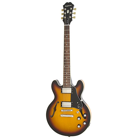 Epiphone ES-339 Vintage Sunburst Gibson Inspired « Electric Guitar