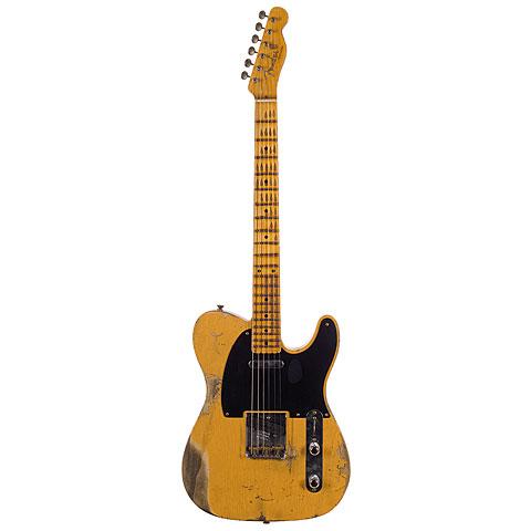 Fender Custom Shop 1952 Telecaster Heavy Relic « Elektrische Gitaar