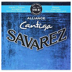 Savarez 510 AJ Cantiga « Classical Guitar Strings