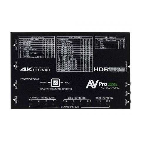 AV-Scaler AVPro Edge AC-SC2-AUHD-GEN2