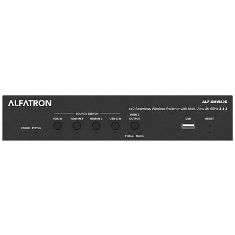 AV-Switcher Alfatron ALF-SMW42S