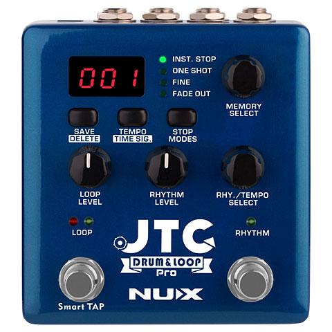 Effets pour guitare électrique NUX NDL-5 JTC Drum&Loop Pro
