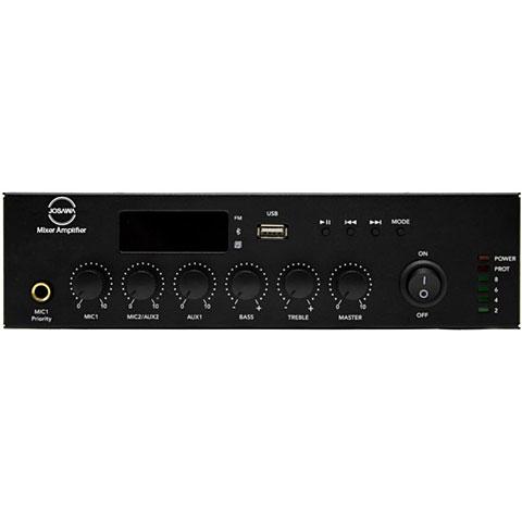 Audio-Mischverstärker Alfatron ALF-60 W-UB