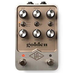Universal Audio Golden Reverb « Guitar Effect