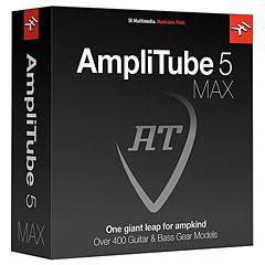IK-Multimedia AmpliTube 5 MAX « Softsynth