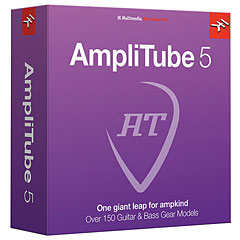 IK-Multimedia AmpliTube 5 « Softsynth
