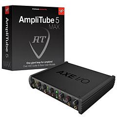 IK-Multimedia AXE I/O + AmpliTube 5 MAX Set « Audio Interface