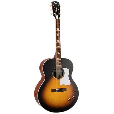Acoustic Guitar Cort CJ Retro VSM